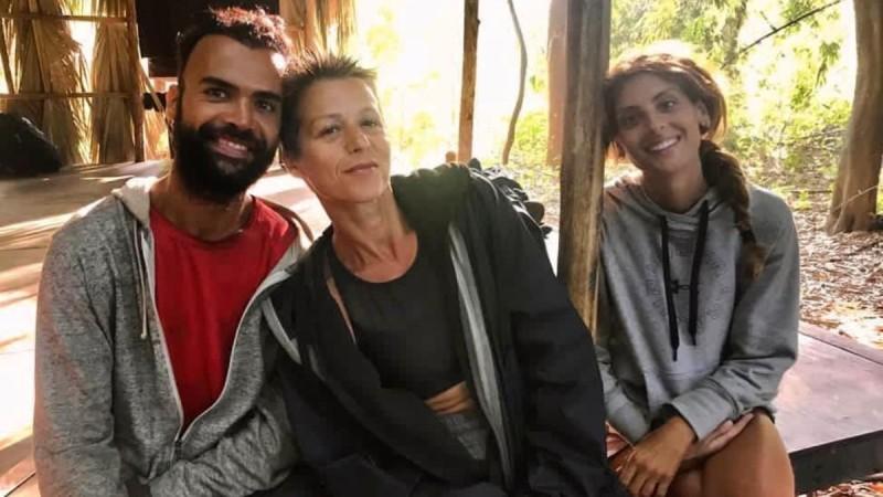 Περικλής Κονδυλάτος - Σοφία Μαργαρίτη: Συναντήθηκαν και πόζαραν αγκαλιά στον φακό