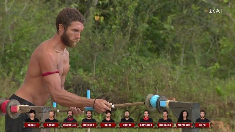 Survivor 4: Ο Γιώργος Κόρομι παραβίασε κανονισμό του παιχνιδιού