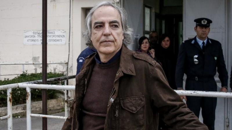 Δημήτρης Κουφοντίνας: Σε άσχημη κατάσταση