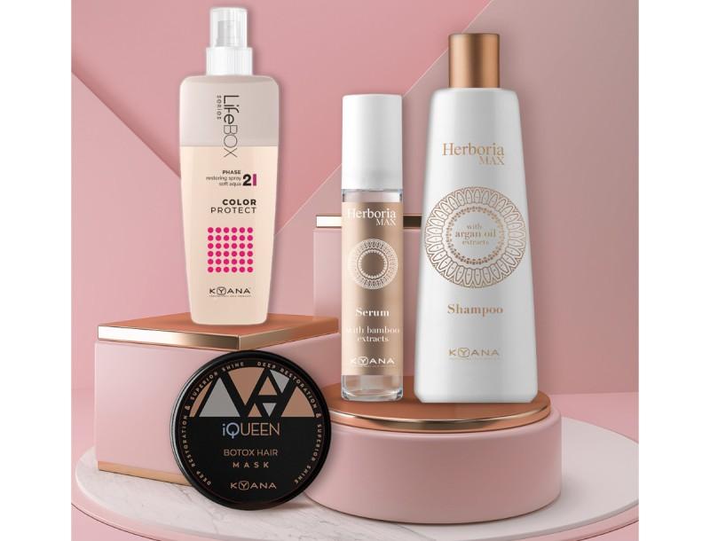 Tips για υγιή & λαμπερά μαλλιά με συμμάχους τα επαγγελματικά προϊόντα ΚΥΑΝΑ!