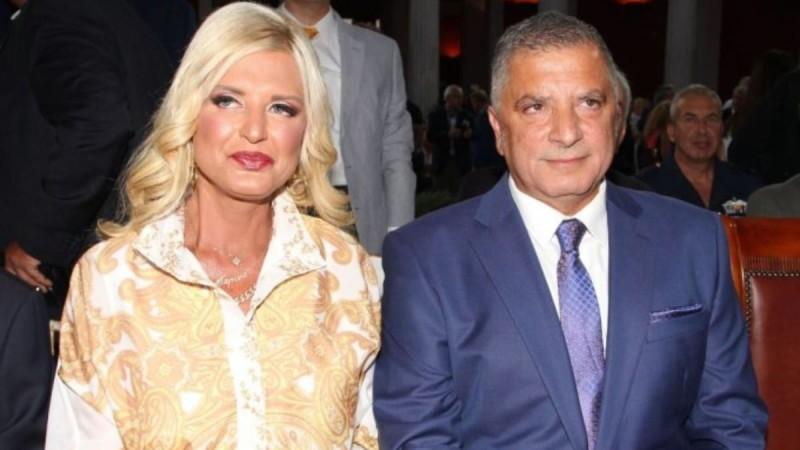 Η Μαρίνα Πατούλη επιβεβαίωσε τον χωρισμό της με τον Γιώργο Πατούλη: «Βιώνω ένα πένθος»