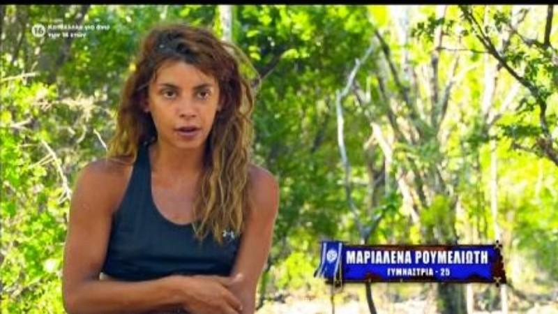 Survivor 4 - Μαριαλένα: Πρώτη φορά κατά του Τζέιμς - «Μιλάει για ηθική αλλά ψήφισε τον Πάνο»
