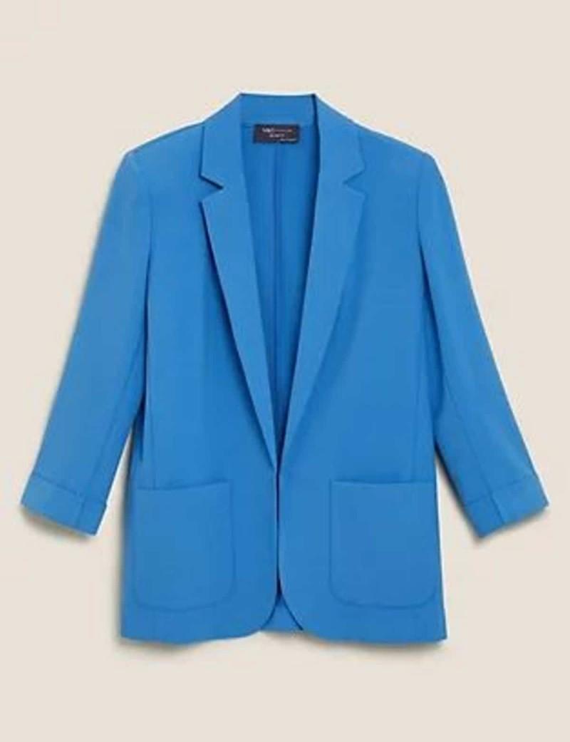 blazer μπλε