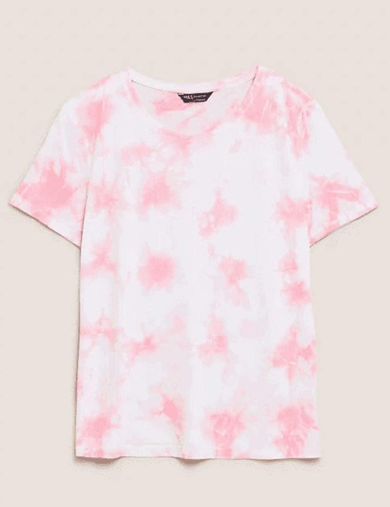 T-shirt tie-dye marks&spencer