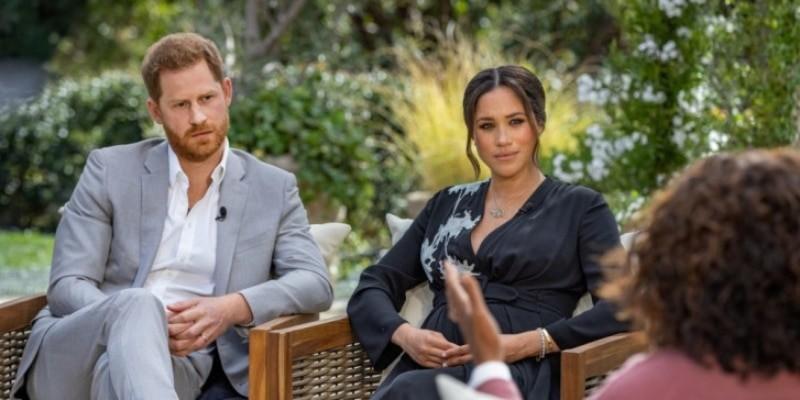 Συντετριμμένος ο πρίγκιπας Ουίλιαμ από την συνέντευξη Χάρη και Μέγκαν