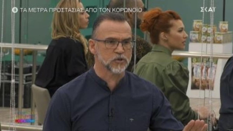 House Of Fame: Έξαλλος ο Μεταξόπουλος με τις σπουδαστές