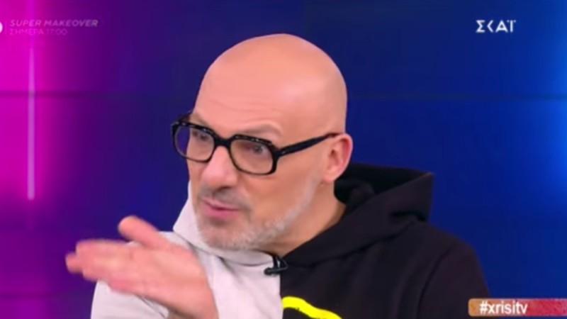 Νίκος Μουτσινάς: Το «καρφί» στον Λιάγκα και την Σκορδά - «Όταν κλείνουν τα μικρόφωνα, τις τρώει»