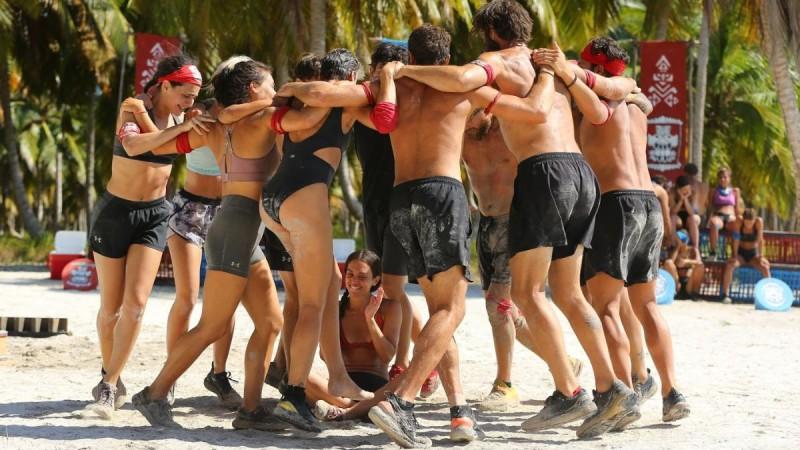 Survivor 4: Νικητές του αγωνίσματος οι Κόκκινοι