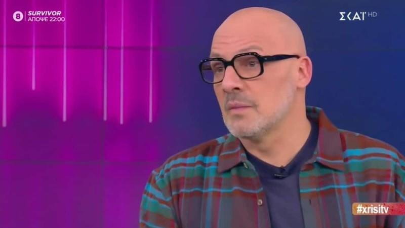 Νίκος Μουτσινάς για House of Fame: «Δεν έγινε μία κουβέντα να ξέρουν ότι πηγαίνουν σε ένα τηλεοπτικό σόου»