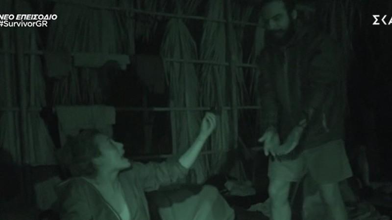 Survivor 4: Επικό στιγμιότυπο στους Κόκκινους - «Πιστεύω ότι την άφησε η Μαριάνθη»