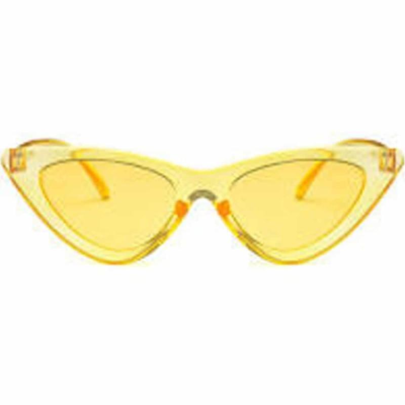 κίτρινα γυαλιά ηλίου