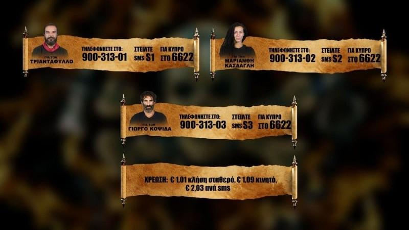 Survivor 4 spoiler 17/3: Ποιος αποχωρεί σήμερα; Ντάφυ, Μαριάνθη ή Κοψιδάς;