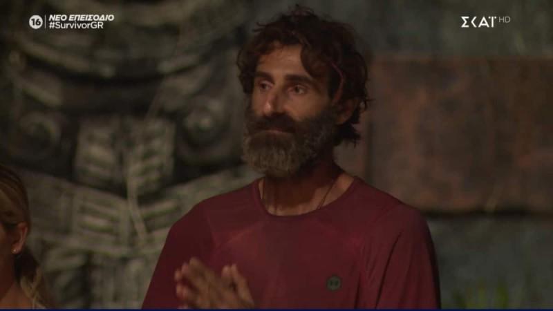 Survivor 4: Αποχώρησε ο Γιώργος Κοψιδάς