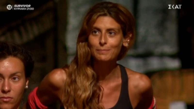 Survivor 4 - Ανθή Σαλαγκούδη: Τσακώθηκε με όλη την Κόκκινη ομάδα αλλά την υποστηρίζει στο Instagram