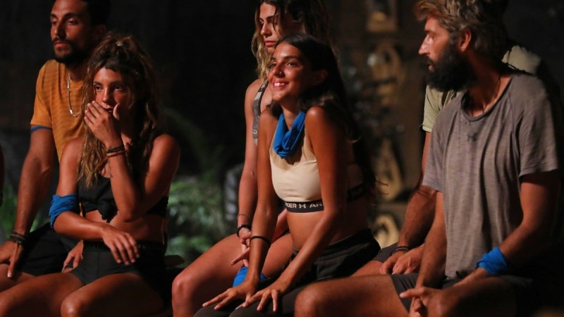 Survivor 4: Αποχώρησε η Άννα Μαρία Βέλλη