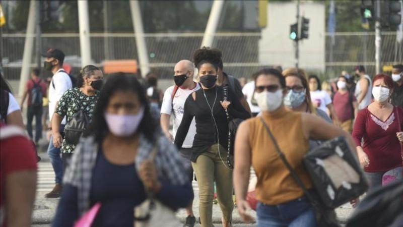 Κορωνοϊός: Πιο μεταδοτική και επικίνδυνη η βραζιλιάνικη μετάλλαξη του ιού