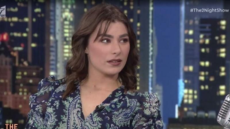 Χρύσα Μιχαλοπούλου: Η αναφορά στον Λεωνίδα Κουτσόπουλο - «Ο έρωτας περνάει από το στομάχι»
