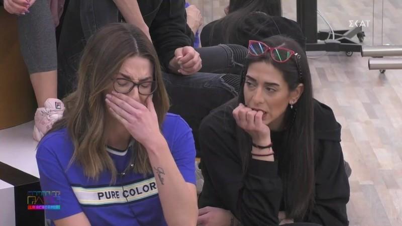 House of Fame: Ξέσπασε σε κλάματα η Χρύσα για την κριτική που άκουσε
