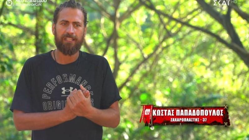 Survivor 4: Βανδάλισαν το μαγαζί του Κώστα Παπαδόπουλου