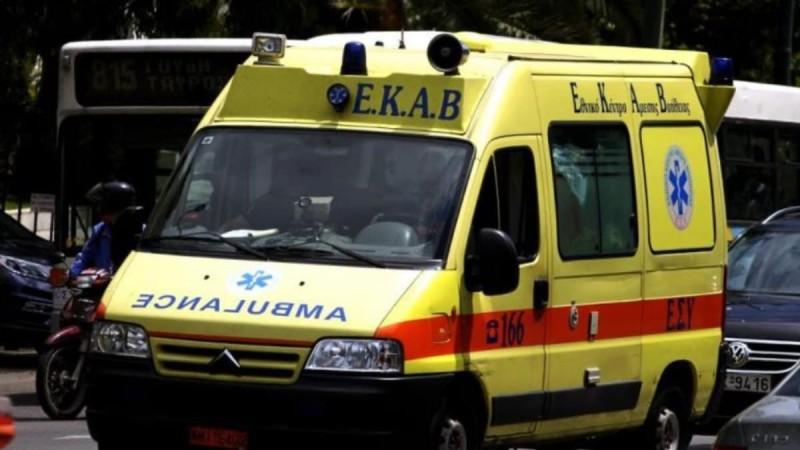 Σύρος: 40χρονος μαχαιρώθηκε στο κέντρο της Ερμούπολης