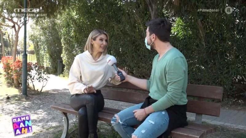 Φάρμα - Φραγκάκη: «Στο τελικό θέλω Πάτρα, Ιατρόπουλο, Στράτο, Ειρήνη Κολιδά και Μαρία»