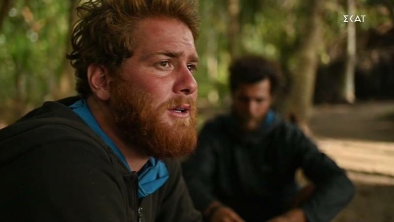 Survivor 4: Αλλάζουν οι καταστάσεις στην παραλία - Ο Τζέιμς παίρνει τα ηνία