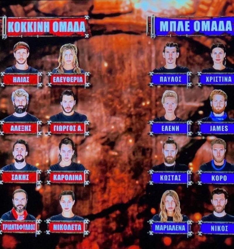 Survivor 4 spoiler 19/4 ποια ομάδα κερδίζει