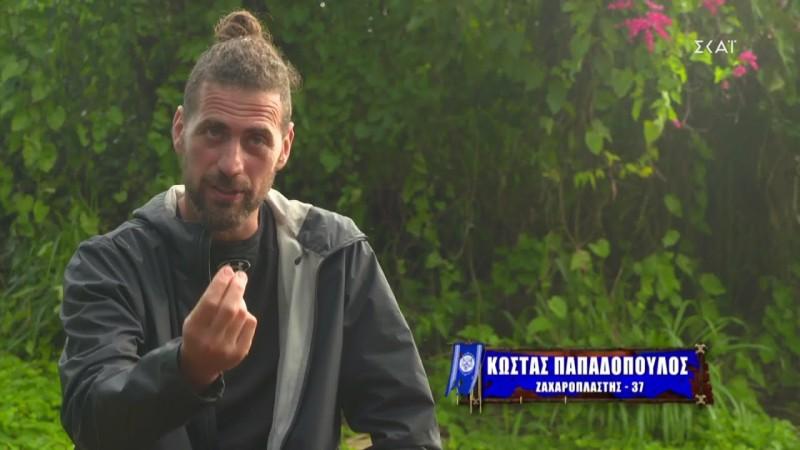 Survivor 4 Κώστας Παπαδόπουλος λεφτά