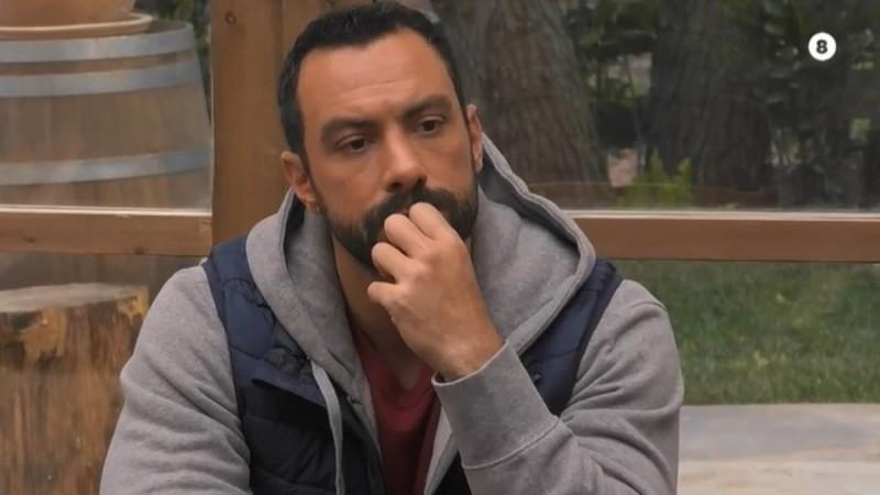 Φάρμα - Τανιμανίδης: «Ήρθα εδώ και έμαθα ότι είστε με έναν λιγότερο»