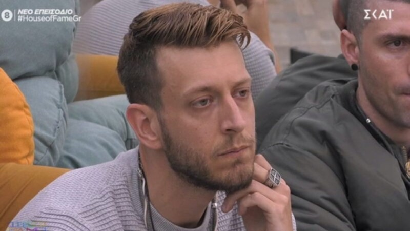 House of Fame: Απογοητευμένος ο Γιώργος Ντίνος - «Δεν θέλω να τραγουδήσω την Παρασκευή»