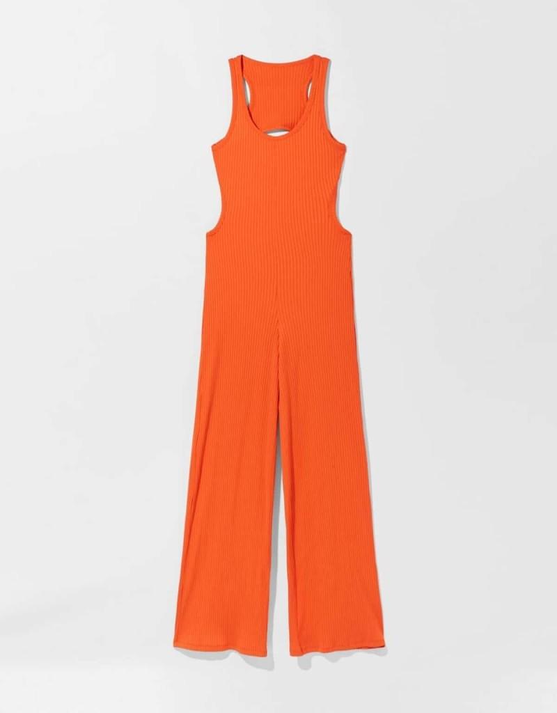 πορτοκαλί ολόσωμη φόρμα