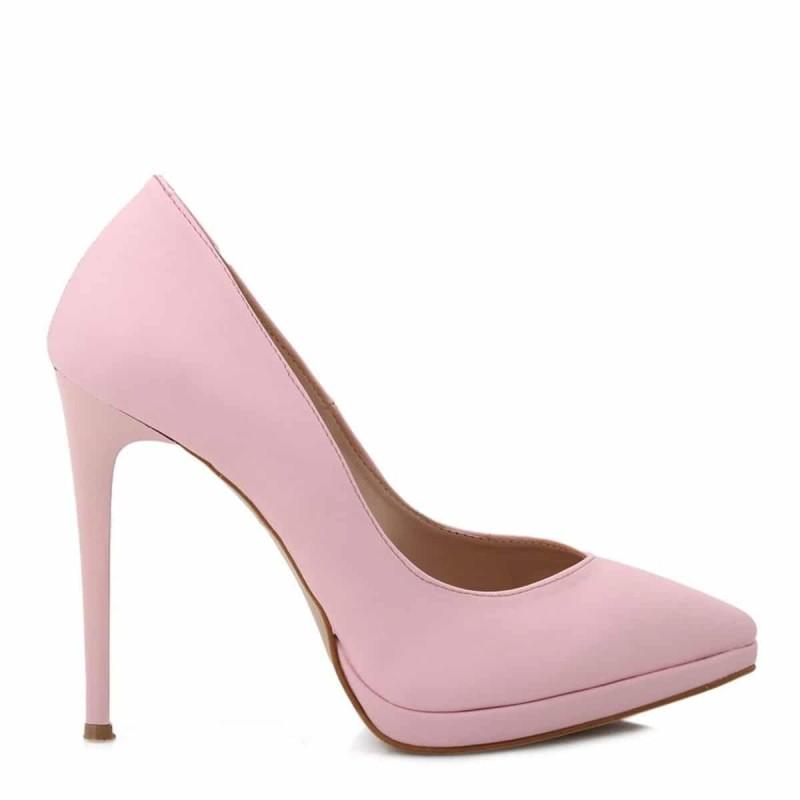ροζ γοβάκια
