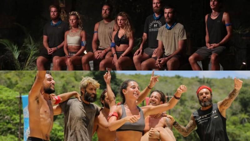 Survivor 4: Όλα τούμπα στα στατιστικά και τις στοιχηματικές