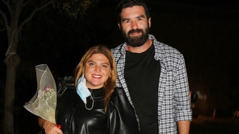 Δανάη Μπάρκα - Πάνος Αδαμόπουλος: Αυτός είναι ο λόγος που χώρισαν