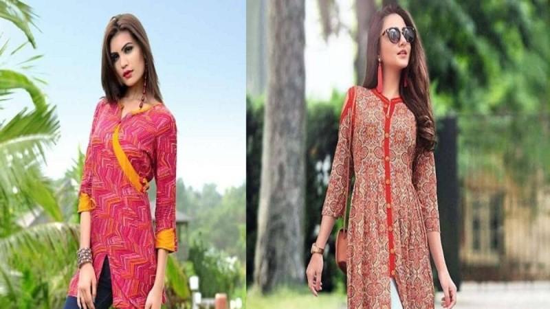 φόρεμα και παντελόνι street style