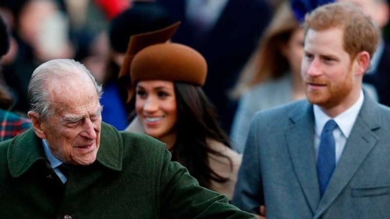 Πρίγκιπας Φίλιππος: Επιστρέφουν στην Αγγλία για την κηδεία ο Χάρι και η Μέγκαν;