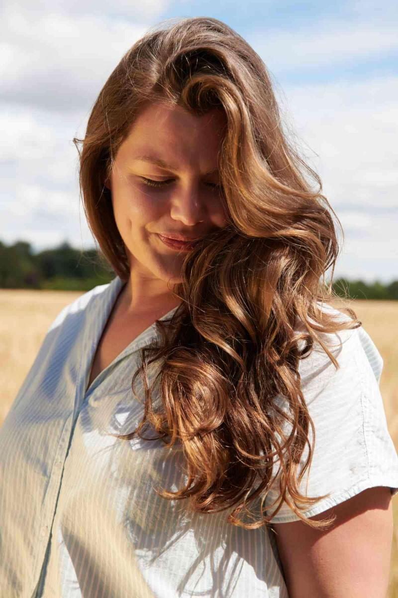 μαλλιά φιζάρισμα