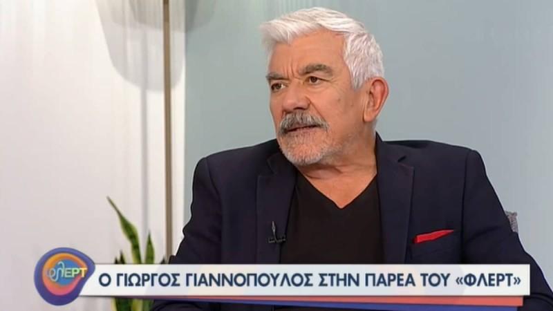 Γιώργος Γιαννόπουλος: Ξέσπασε για το εμβόλιο του κορωνοϊού - «Πρέπει να έχεις λίγο μυαλό, αυτό είναι ηλιθιότητα»