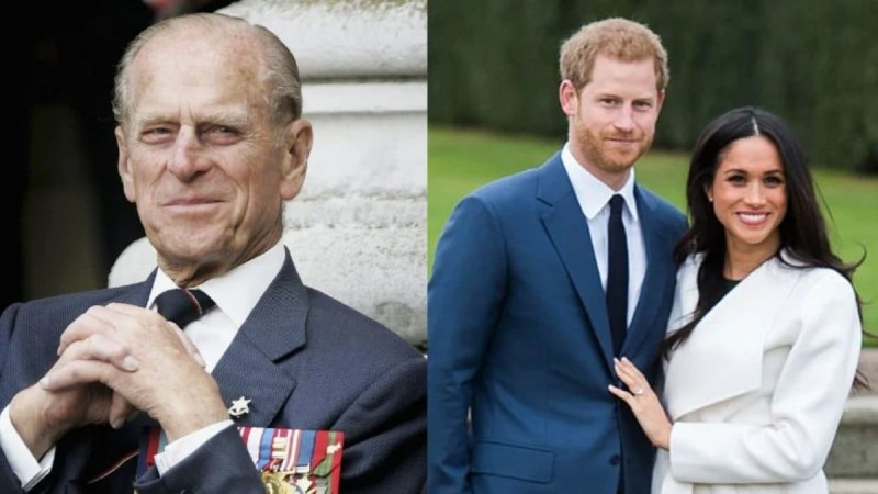 Πρίγκιπας Φίλιππος: Το δημόσιο «αντίο» του πρίγκιπα Χάρι στον παππού του