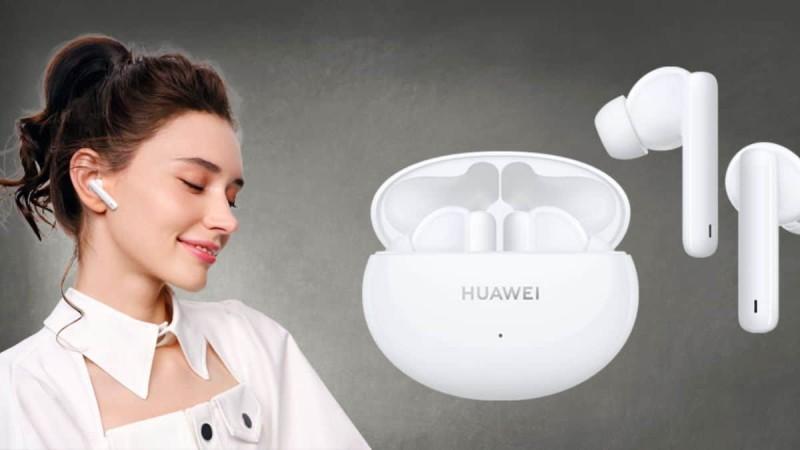 Huawei FreeBuds 4i: Τα καταπληκτικά Active Noise Cancellation ακουστικά επιτέλους έφτασαν, σε ασυναγώνιστη τιμή και με δώρο ένα Huawei Band 4!