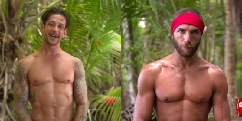 Survivor 4 Spoiler Ηλίας Μπόγδανος Γιώργος Κόρομι