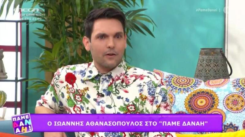 Ιωάννης Αθανασόπουλος: Έτσι αποκαλούσαν τον Δημήτρη Λιγνάδη στην δραματική σχολή