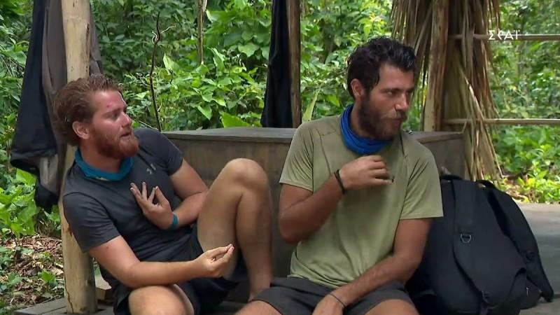Survivor 4: Η χειρονομία του Τζέιμς στον Ντάφυ που κανείς δεν παρατήρησε