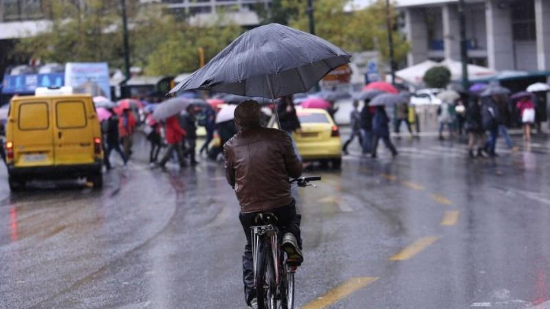 Χαλάει ξανά ο καιρός από αύριο 19/4 - Αναμένονται βροχές και καταιγίδες