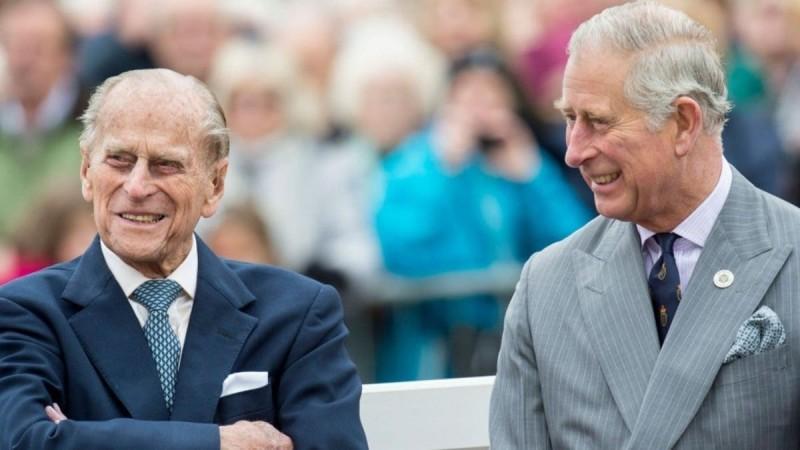 Πρίγκιπας Κάρολος: Το μήνυμά του για τον θάνατο του πατέρα του, Πρίγκιπα Φίλιππου