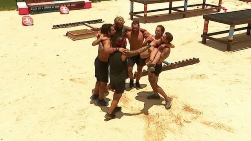 Survivor 4: Νικήτρια η Κόκκινη ομάδα στο αγώνισμα επικοινωνίας