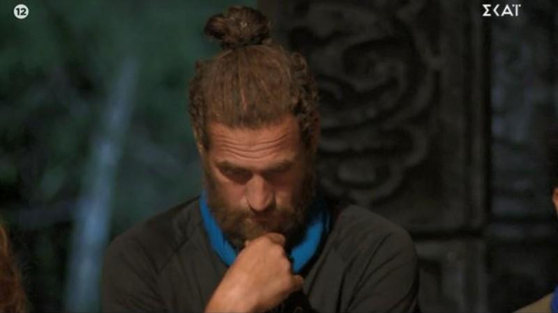Survivor 4: Αποχώρησε ο Κώστας Παπαδόπουλος
