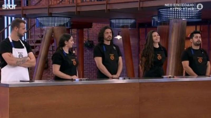 Masterchef 5: Μαργαρίτα, Μαρία και Τζαμάλ υποψήφιοι προς αποχώρηση