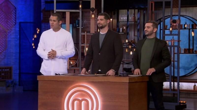 Masterchef 5: Ανούς, Τζιοβάνι και Ιωάννης υποψήφιοι προς αποχώρηση