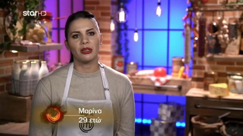 Masterchef 5 - Μαρίνα: «Με πλησίασαν όλοι στο σπίτι εκτός από τρία άτομα»